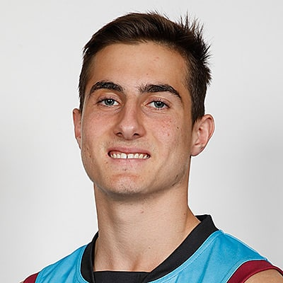 Headshot of 2019 AFL Draft Prospect Will Martyn