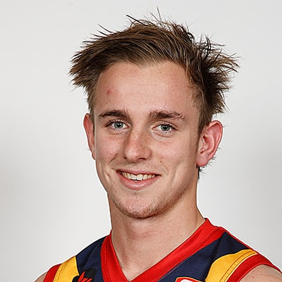 Headshot of 2019 AFL Draft Prospect Jackson Mead
