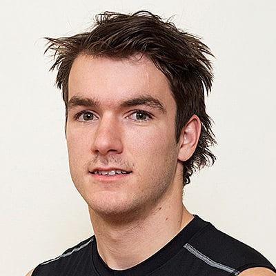 Headshot of 2019 AFL Draft Prospect Mitch Mellis
