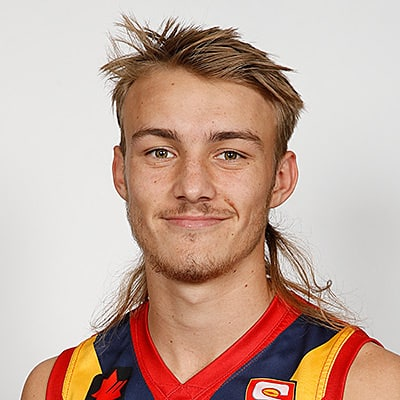 Headshot of 2019 AFL Draft Prospect Josh Morris