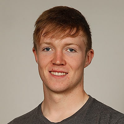 Headshot of 2019 AFL Draft Prospect Cian McBride