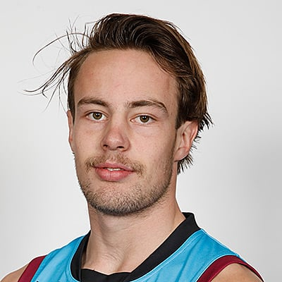 Headshot of 2019 AFL Draft Prospect Mitch O'Neill