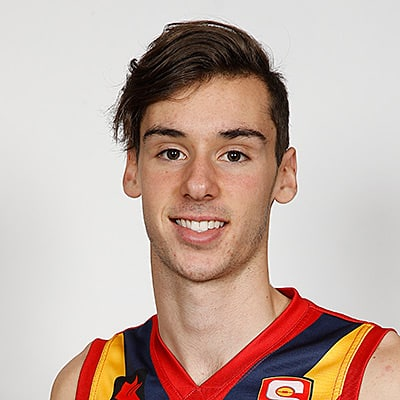 Headshot of 2019 AFL Draft Prospect Callum Park