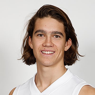 Headshot of 2019 AFL Draft Prospect Flynn Perez