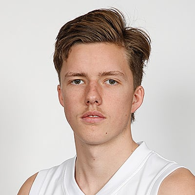 Headshot of 2019 AFL Draft Prospect Fraser Phillips