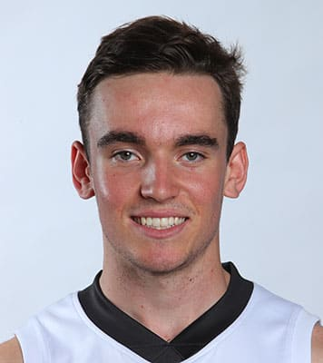 Headshot of 2019 AFL Draft Prospect Sam Philp