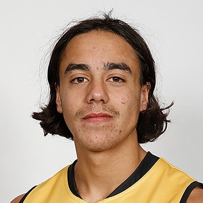 Headshot of 2019 AFL Draft Prospect Jarvis Pina