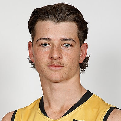 Headshot of 2019 AFL Draft Prospect Jaxon Prior