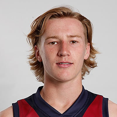 Headshot of 2019 AFL Draft Prospect Hugo Ralphsmith