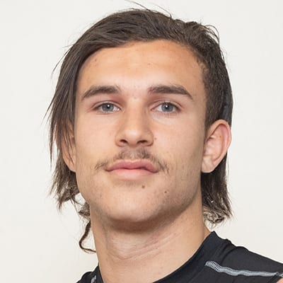 Headshot of 2019 AFL Draft Prospect Sam Ramsay