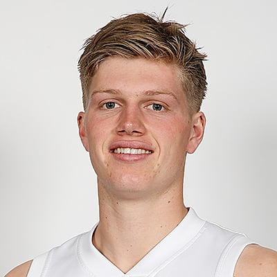 Headshot of 2019 AFL Draft Prospect Jay Rantall