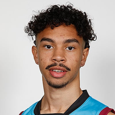 Headshot of 2019 AFL Draft Prospect Malcolm Rosas
