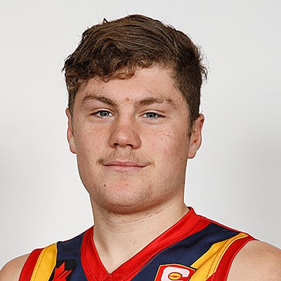 Headshot of 2019 AFL Draft Prospect Harry Schoenberg