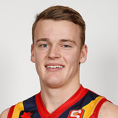 Headshot of 2019 AFL Draft Prospect Josh Shute