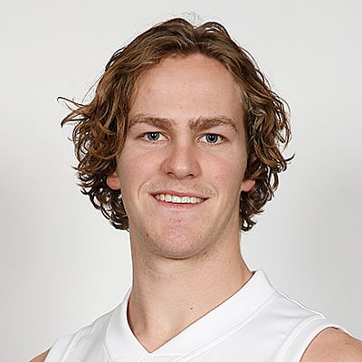 Headshot of 2019 AFL Draft Prospect Cooper Stephens