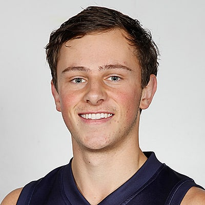 Headshot of 2019 AFL Draft Prospect Ryan Sturgess