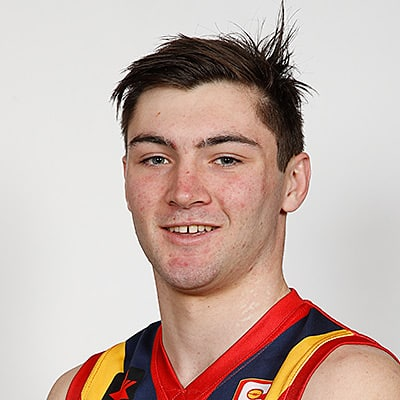 Headshot of 2019 AFL Draft Prospect Cameron Taheny