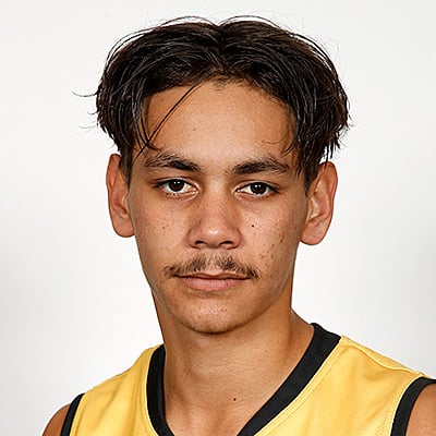 Headshot of 2019 AFL Draft Prospect Tyrone Thorne