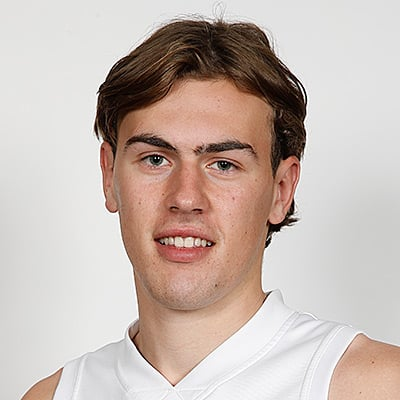 Headshot of 2019 AFL Draft Prospect Isaac Wareham