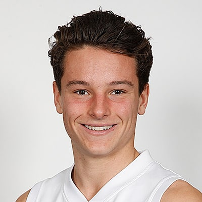 Headshot of 2019 AFL Draft Prospect Lachlan Williams