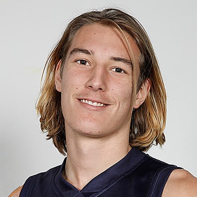 Headshot of 2019 AFL Draft Prospect Josh Worrell