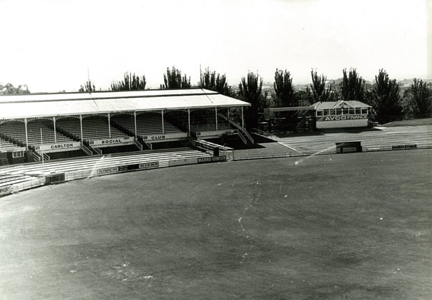 Gardiner Stand 1984 Image