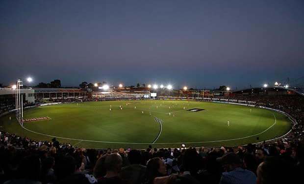 AFLW 2018 Rd 01 - Carlton v Collingwood