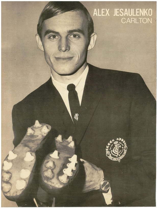 Alex Jesaulenko 1967 Image