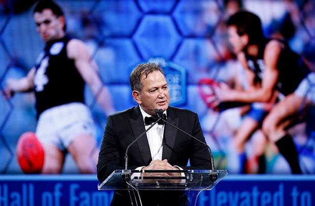 AFL 2018 Media - Hall of Fame