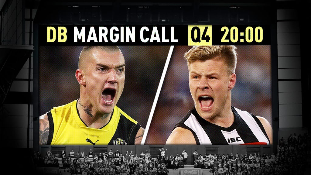 Dustin Martin's Tigers and Jordan De Goey's Magpies will face off in a huge clash on Friday night - AFL,column,Tag-Opinion,Richmond Tigers,Collingwood Magpies,Jarryd Lyons,Brisbane Lions,Gold Coast Suns,Geelong Cats,Port Adelaide Power,Xavier Duursma,Zach Merrett,Essendon Bombers,Western Bulldogs