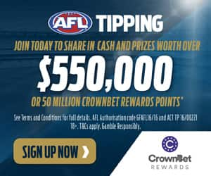 AFL Tipping