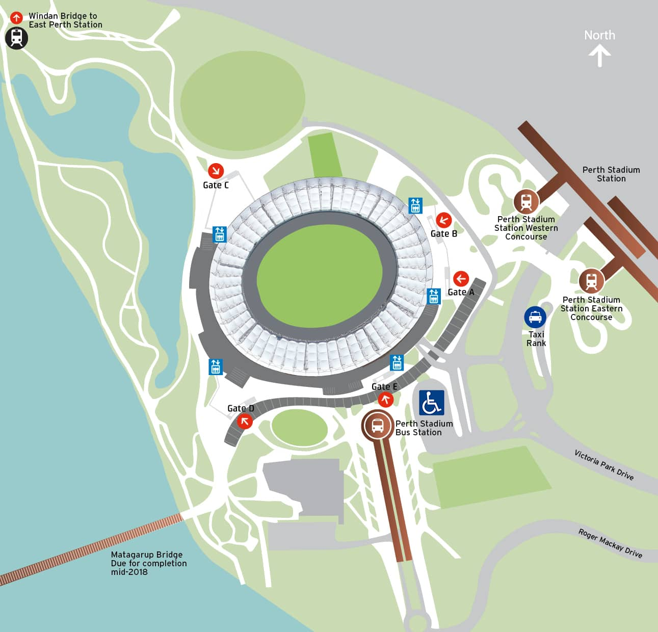 Optus Stadium Is There No Way To Get A Real Ground The Outlet So That It Can Have Address 333 Victoria Park Dr Burswood Wa 6100 Capacity 60000 Dimensions 165m X 130m