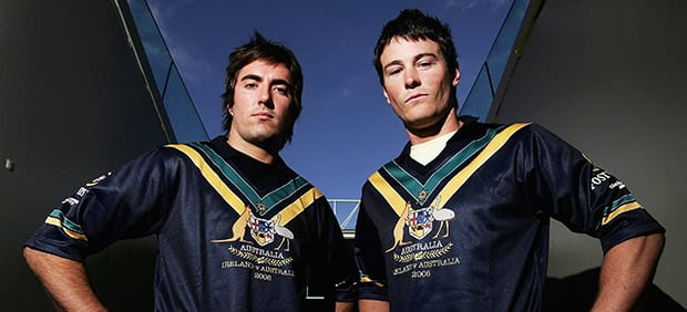 AFL 2006 Media - 2006 Australian International Rules Team Announcement