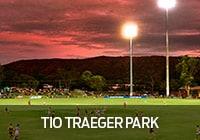 TIO Traeger Park, Alice Springs