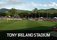 Tony Ireland Stadium, Townsville