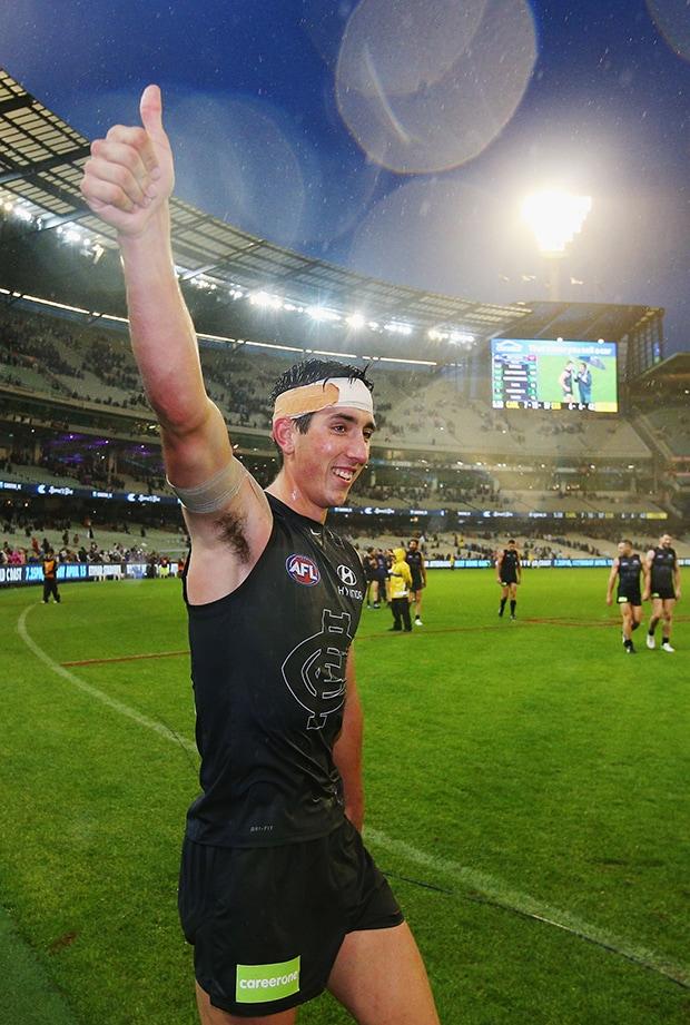 AFL 2017 Round 03 - Carlton v Essendon