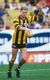 7abc2192387 Pies call in expert Nathan Chapman for kickstart in front of goal ...
