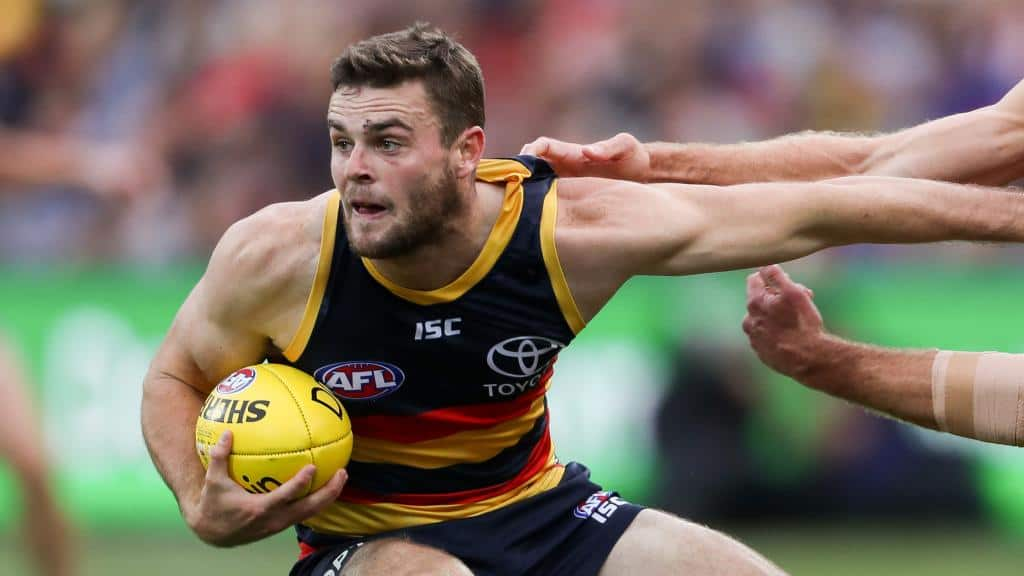 In-demand Crow wants to be AFL's next million-dollar man