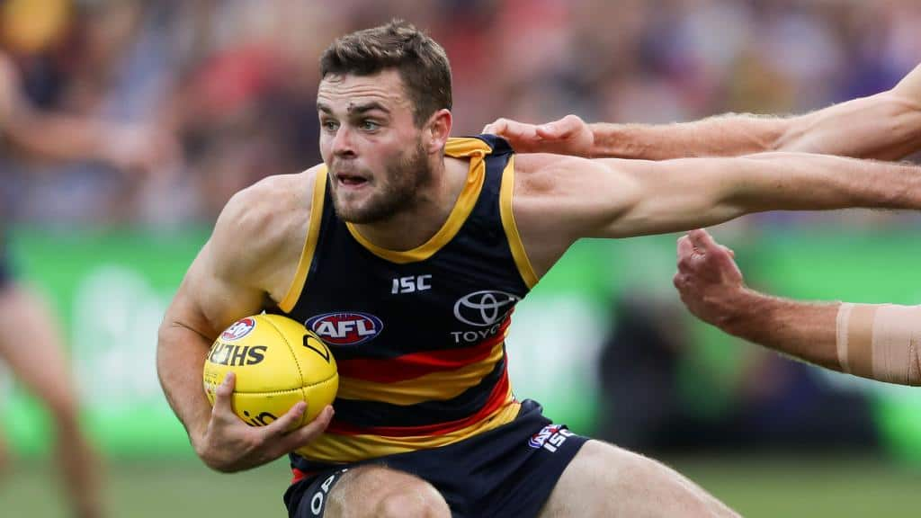 The contract stand-off that looms large over Crows' 2020 reset
