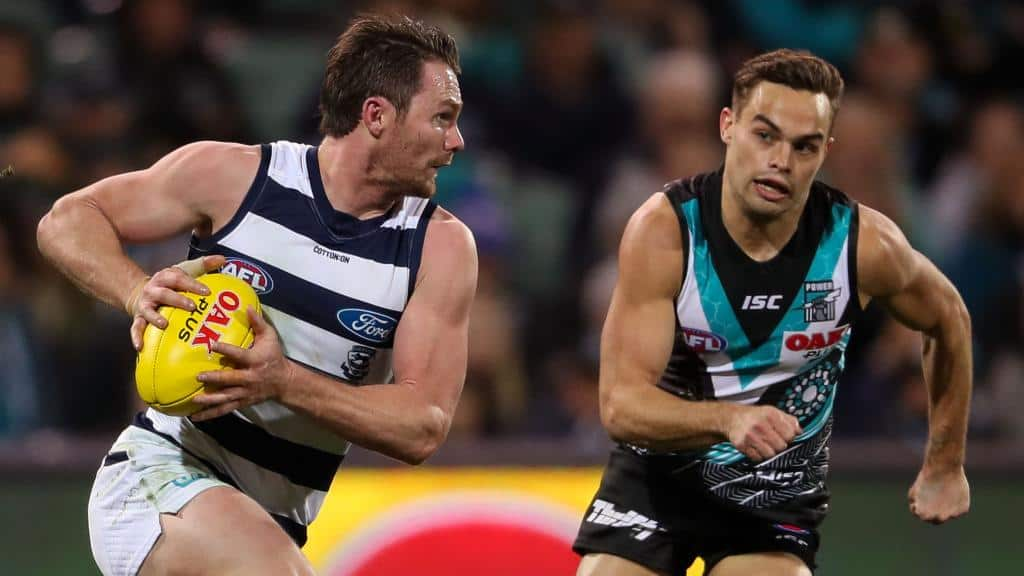Stats Files: The AFL's kings of momentum revealed