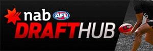 NAB AFL Draft Hub