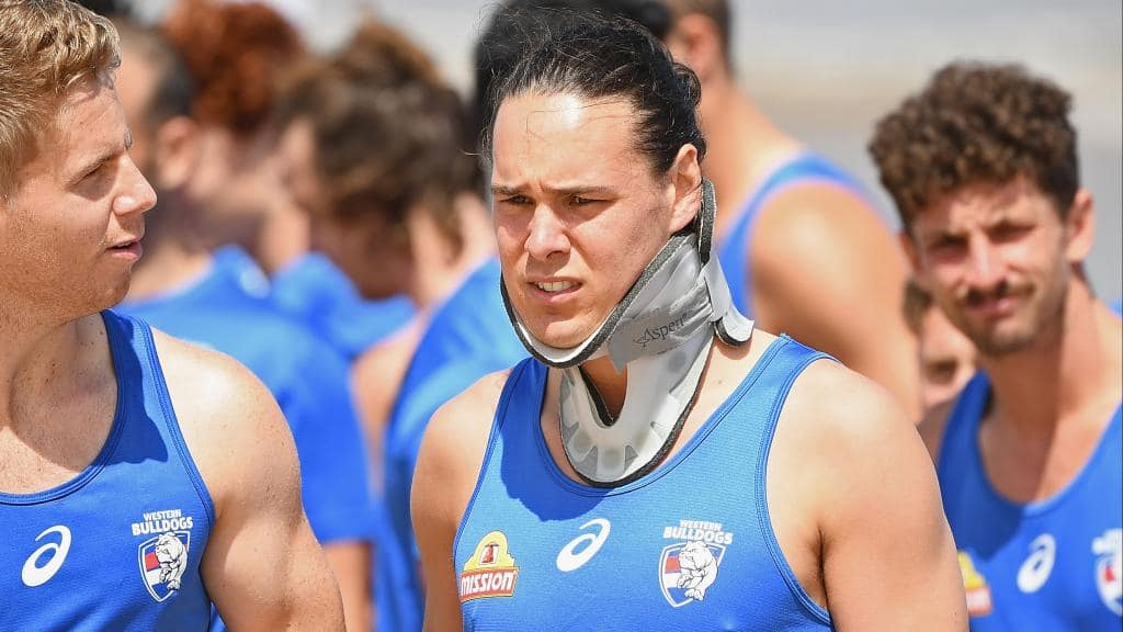 Luckless Dog training at Blues, ex-Port forward eyes Swans lifeline
