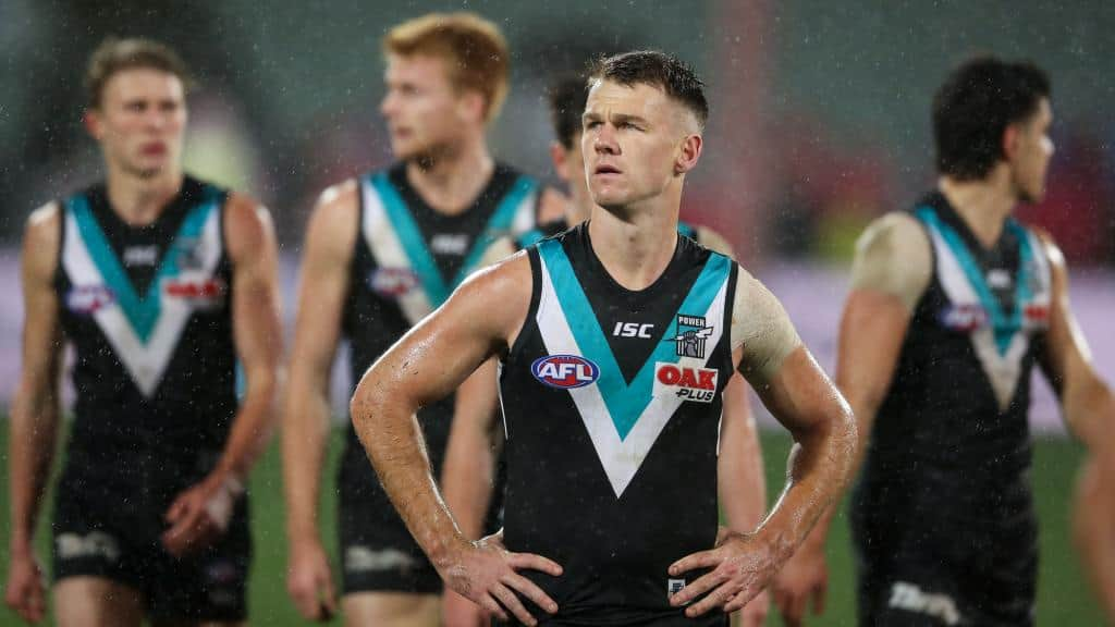 The run home: Is Port too unreliable to play finals?