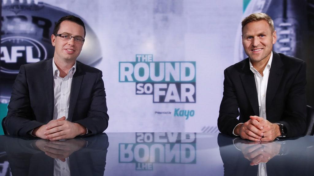 The Round So Far