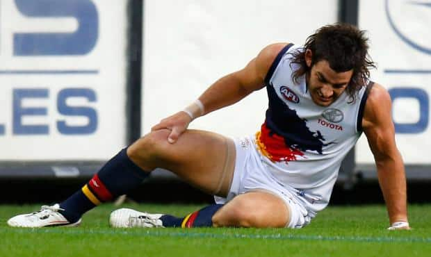 Tony Modra has backed Taylor Walker to fully recover from his knee injury - ${keywords}