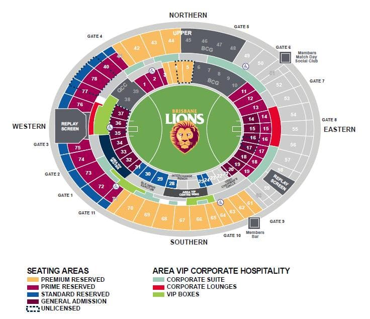 Optus Stadium Lights Tour: AFL.com.au