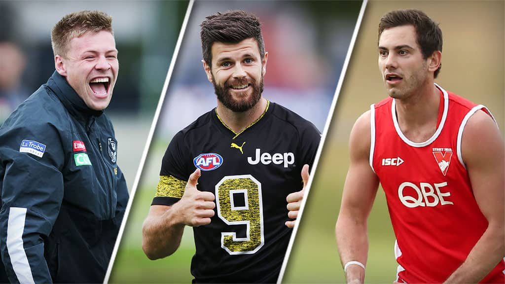 In the mix: Who's pushing for selection for round 11?