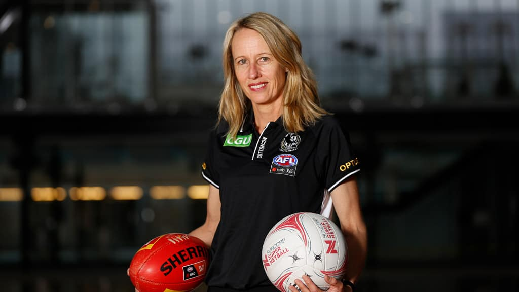 Jane Woodlands-Thompson will provide strategic direction for the women's programs at Collingwood - AFLW,Collingwood Magpies