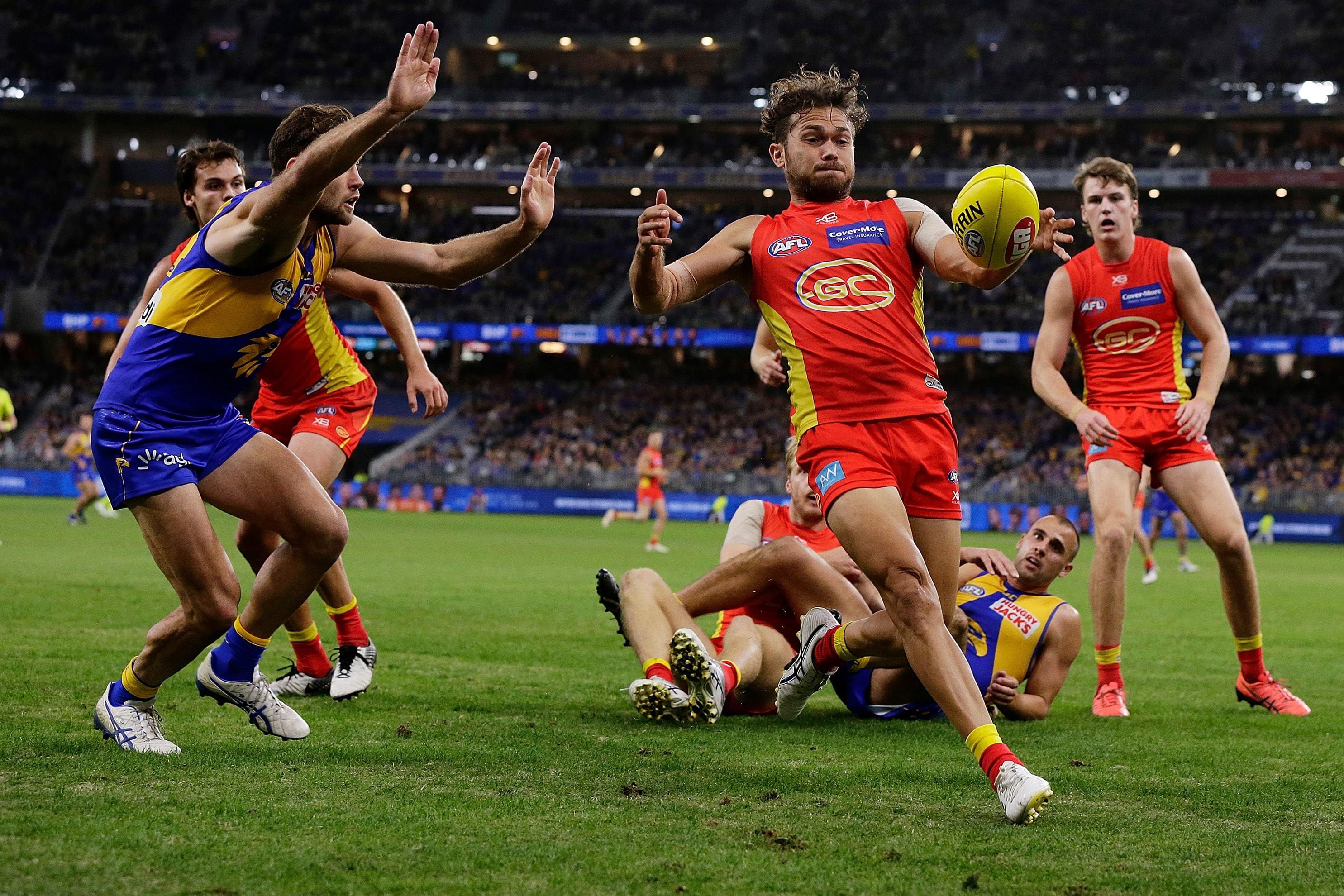 Photographers Choice - AFL 2019 Rd 07