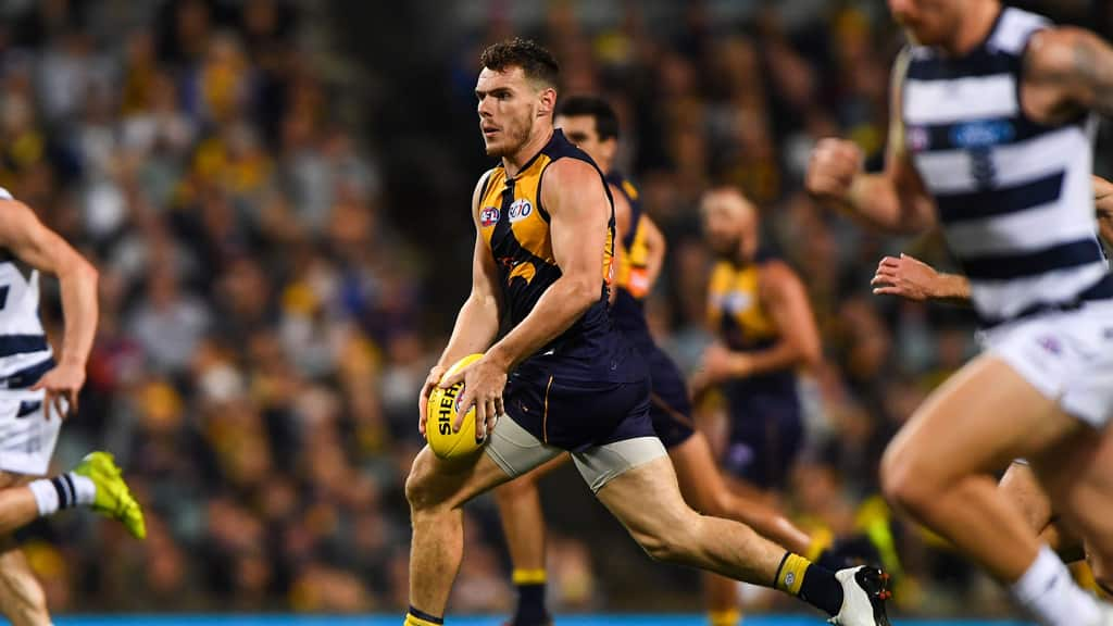 Eagles follow GWS blueprint in bid to rectify poor Geelong record